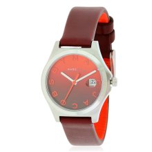 Marc by Marc Jacobs Slim Mini Leather Ladies Watch MBM1322
