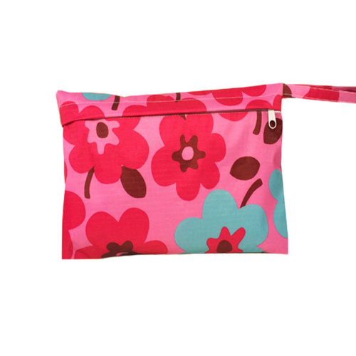 Travel Cloth Diaper Wet Bags Waterproof Diaper Bag Nappy Bag(28*18CM, A)