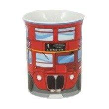 London Bus China Mug Cup Red Routemaster Best of British Souvenir Gift UK GB