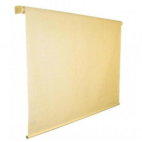 Gale Pacific 474799 80 Percent Exterior Shade 6 ft. x 6 ft. Almond