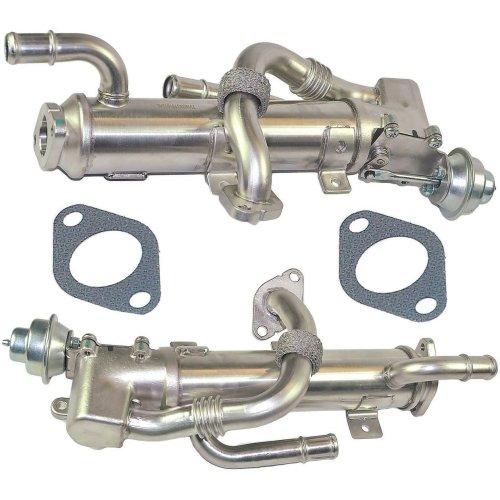 EGR VALVE COOLER FOR AUDI A4 (B7) A6 (C6) 2.0 TDI 03G131512AL, 03G131512R