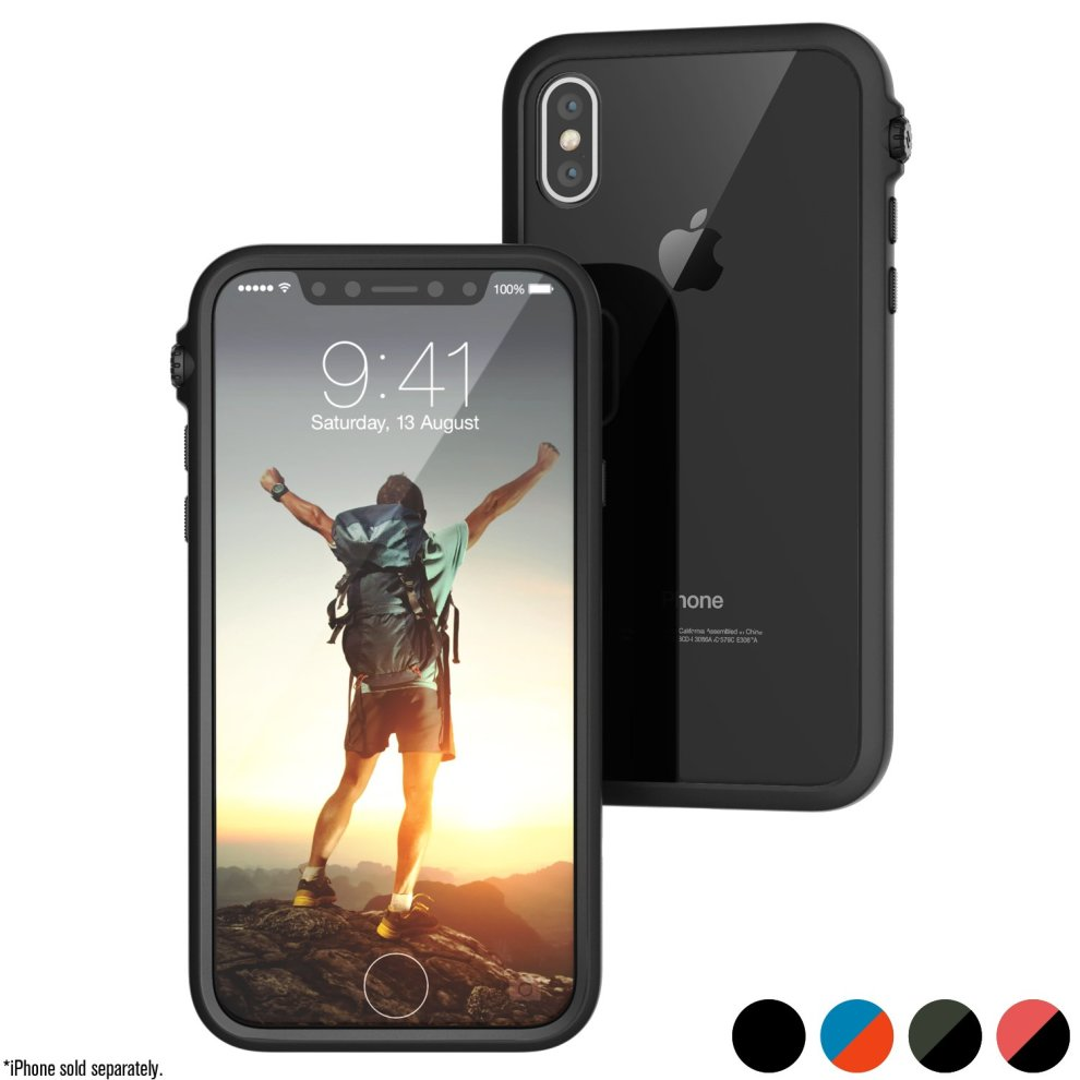 promo code 82b14 3a279 Catalyst iPhone 8 Case + Lanyard - Rugged Heavy-Duty Impact protection  cover for Apple phone [iPhone 7 great fit, Military Shockproof, Clear  back,...