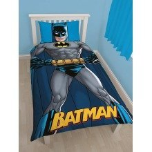 Batman Shadow Single Duvet Cover Set