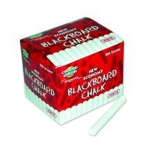 Economy Blackboard Chalk - White - 100 Sticks