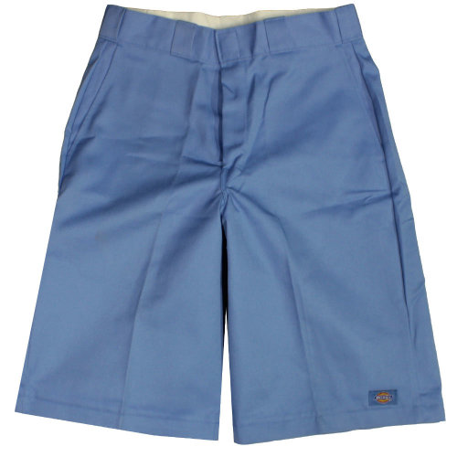 Dickies 13 inch Multi Pocket Work Shorts Light Blue