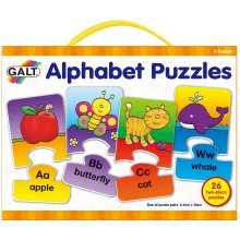 Galt Play And Learn Alphabet Puzzle