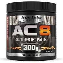 AC8 Xtreme | Pre-Workout Supplement | Energy & Muscle | Fruit Punch Flavour