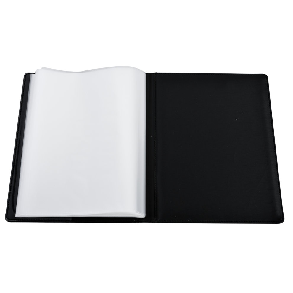 A4 Professional Display Presentation Folder 24 Pocket