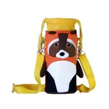 Insulated Baby/Kids Bottle Tote Bag Portable Fashion Feeding Bottle Bag Fox