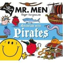 Mr. Men Adventure with Pirates