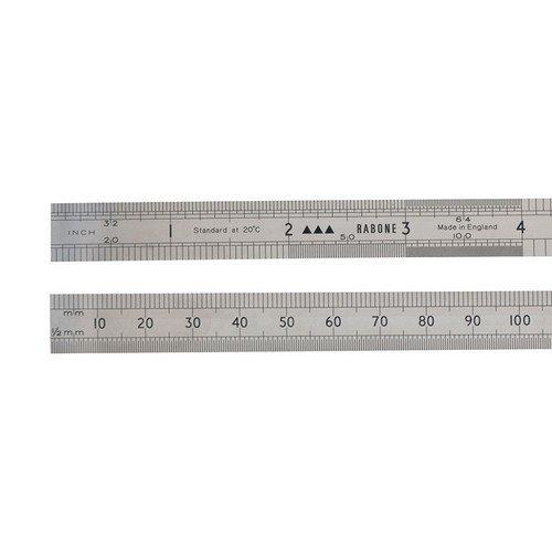 Stanley 0-35-433 64FR Rustless Rule 300mm / 12in
