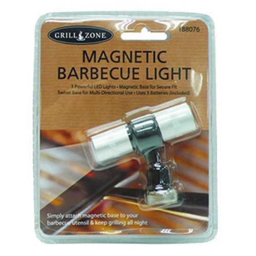 Blue Rhino 00383TV Magnet Grill Light