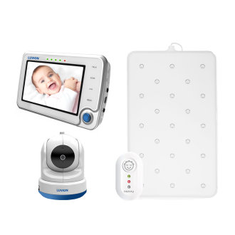 Luvion Supreme Connect Baby Monitor and Nanny Baby Breathing Monitor