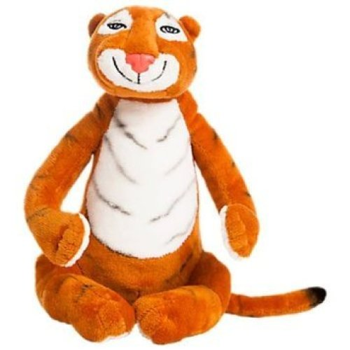 """10.5"""" The Tiger Who Came To Tea Soft Toy - Plush -  tiger who came plush tea toy"""