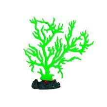 Emulational Plants Aquarium Decor Fish Tank Coral Decoration,Green