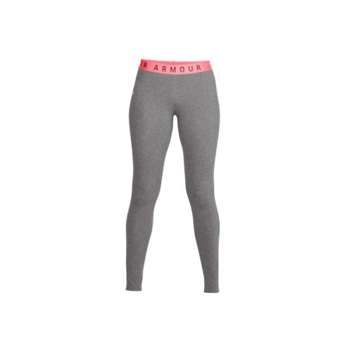 Under Armour Favorite Leggings 1311710-021 Womens Grey leggings