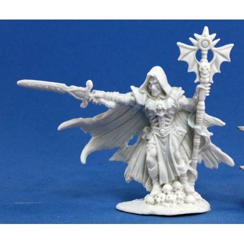 Reaper Bones Malek, Necromancer