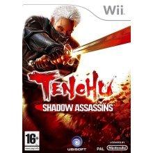 Tenchu Shadow Assassins Nintendo Wii Game