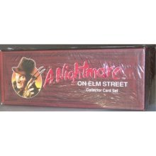 A NIGHTMARE ON ELM STREET COLLECTOR CARD SET