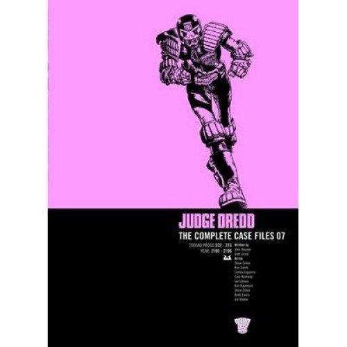 Judge Dredd: Complete Case Files V. 7