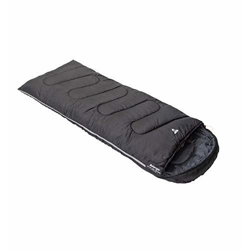 Vango Atlas 250 Square 2 Season Sleeping Bag Black