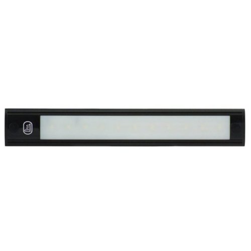 LED Autolamps Interior Light with Touch Switch Black 26 cm 40260-12