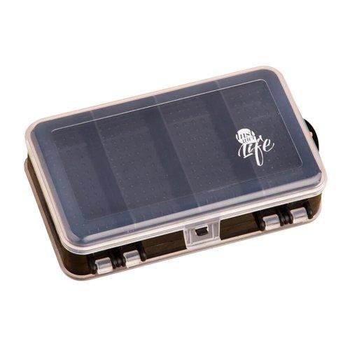 Portable Vitamin Pill Case for Traveling - Black