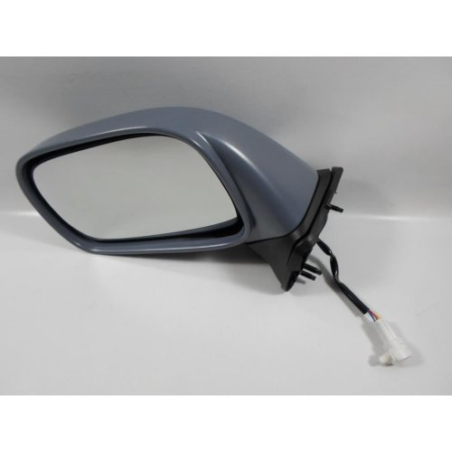 Vauxhall Agila 2000-6/2008 Electric Wing Door Mirror Primed Cover Passenger Side