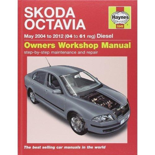 Skoda Octavia Diesel Service and Repair Manual: 04-12 (Haynes Service and Repair Manuals)