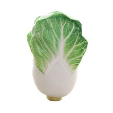 Celery Cabbage Cushion 3D Lifelike Vegetables Pillow Simulation Vegetables Doll