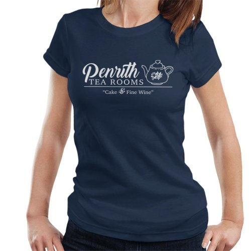 Penrith Tea Rooms Withnail And I Women's T-Shirt