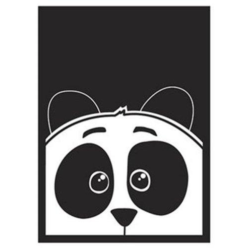 Legion Supplies LGNART029 Legion Art Sleeve Panda Standard Sized 50 Ct. Pack Of 4