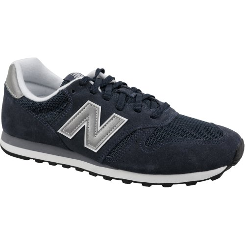 New Balance ML373NAY Mens Navy Blue sneakers Size: 11.5 UK
