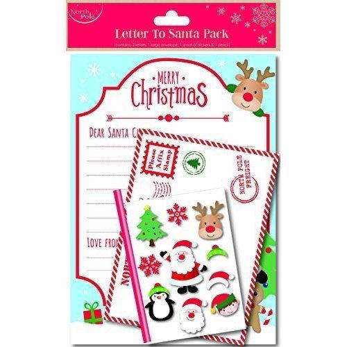 Letter to santa gift pack letter santa pack on onbuy letter to santa gift pack letter santa pack spiritdancerdesigns Image collections