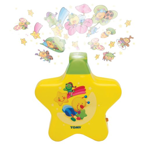 Tomy First Years Starlight Dreamshow - Yellow