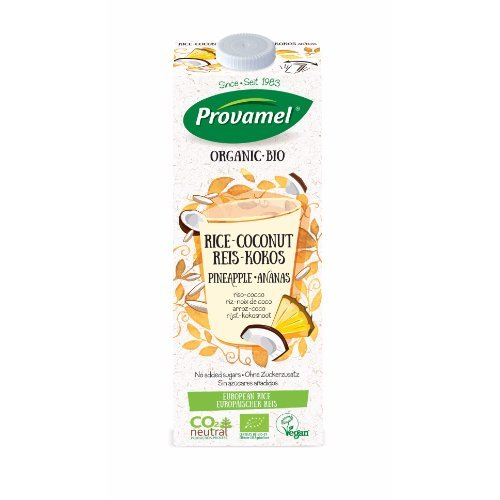 Provamel  Coconut & Rice Drink 1Ltr x 12