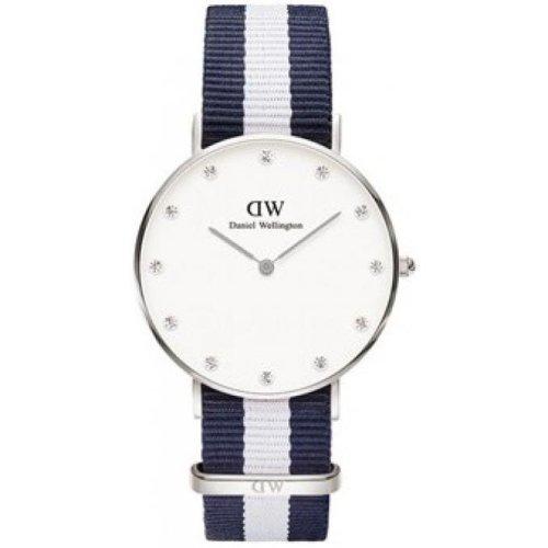 Daniel Wellington DW00100082 Fabric Watch Blue Woman