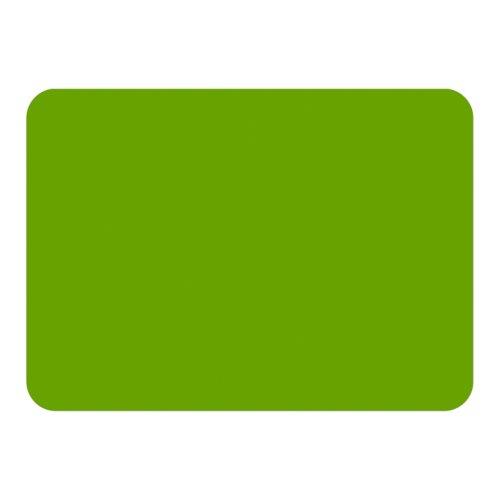 Tuftop Medium Smooth Worktop Saver, Lime Green 40 x 30cm