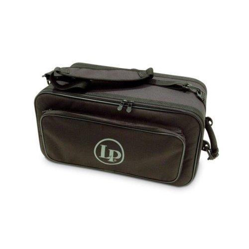 Latin Percussion LP533-BK Pro Bongo Bag, Black