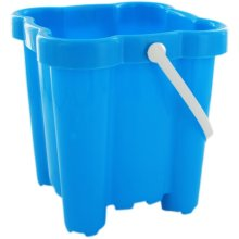 Carousel Sandcastle Bucket - Assorted