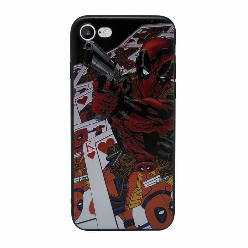 the latest f34a4 9cebf iPhone 6 Plus/6s Plus Marvel Silicone Case/Gel Cover for Apple iPhone 6S  Plus 6 Plus (5.5