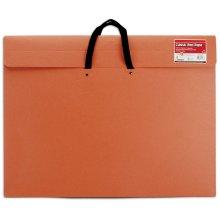 """Red Rope Paper Portfolio-20""""X26""""X2"""""""
