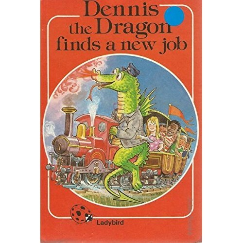 Dennis the Dragon Finds a New Job (Rhyming stories)
