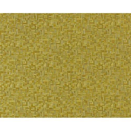 EDEM 951-28 wallpaper non-woven bamboo wood look green | 10.65 sqm (114 sq ft)
