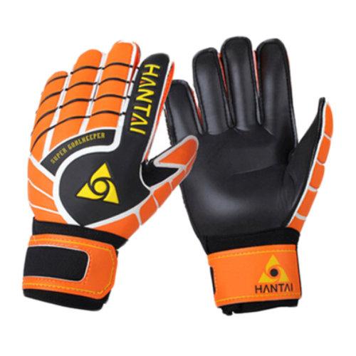 Popular Soccer Receiver Gloves Sport Gloves For Adults, Orange