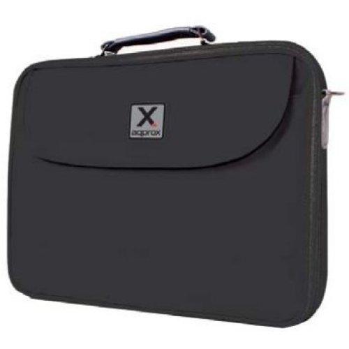 "Approx appNB17B 17"" Notebook briefcase Black"