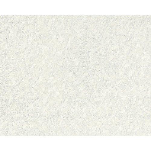 EDEM 9011-30 Unicolour wallpaper shiny cream white 10.65 sqm