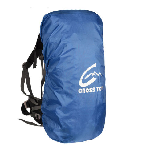 [BLUE] Camping/Hiking Water-proof Backpack Rain/Snow Cover, Size M,30-50L