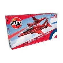 Air02005c - Airfix Series 2 - 1:72 - Raf Red Arrows Hawk 1:72