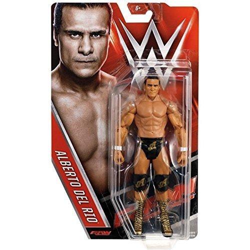 WWE Alberto Del Rio #48 Mattel Wrestling Figure Brand New Sealed